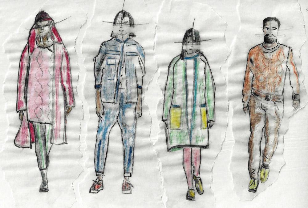 Colore'Moi  |  Color'Me - Le langage des couleurs et leurs harmonies vestimentaires